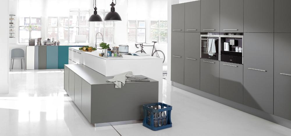 kuchnia niemiecka. Black Bedroom Furniture Sets. Home Design Ideas